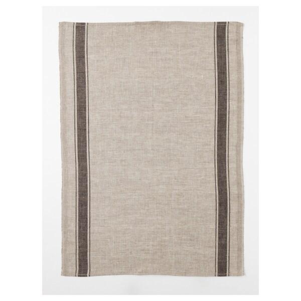 VARDAGEN Strofinaccio, beige, 50x70 cm