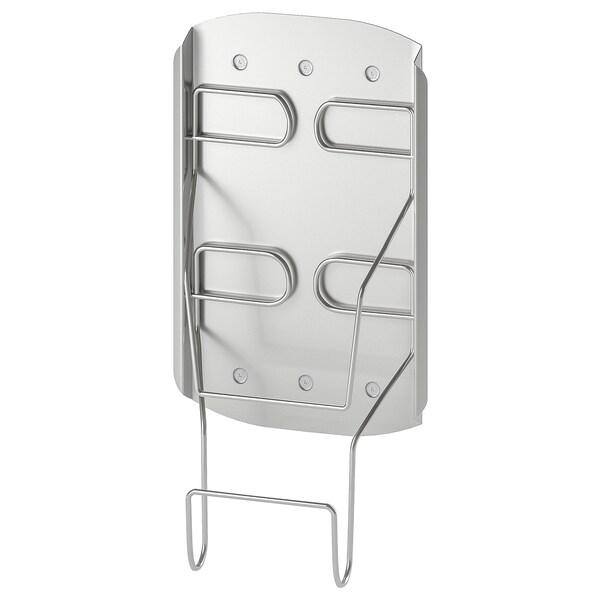 Armadio In Ferro Ikea.Variera Supporto Per Ferro Da Stiro Galvanizzato Ikea