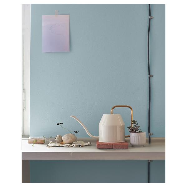 VATTENKRASSE annaffiatoio avorio/color oro 16 cm 0.9 l