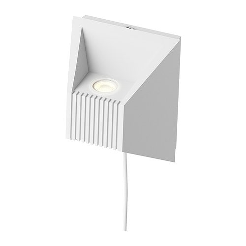 Vikt lampada da parete a led ikea for Lampade da parete ikea