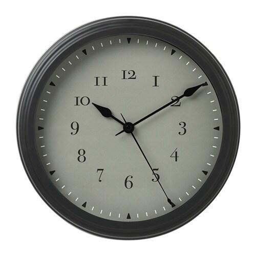 Vischan orologio da parete ikea for Orologio ikea