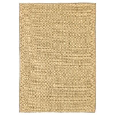 VISTOFT Tappeto, tessitura piatta, naturale, 170x240 cm