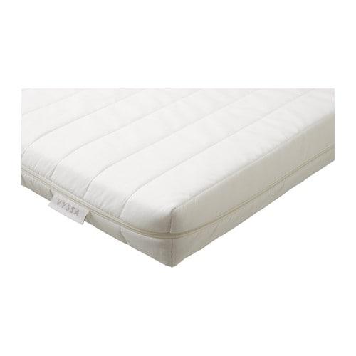 Vyssa snosa materasso per letto con sbarre ikea - Lettini con sbarre ikea ...
