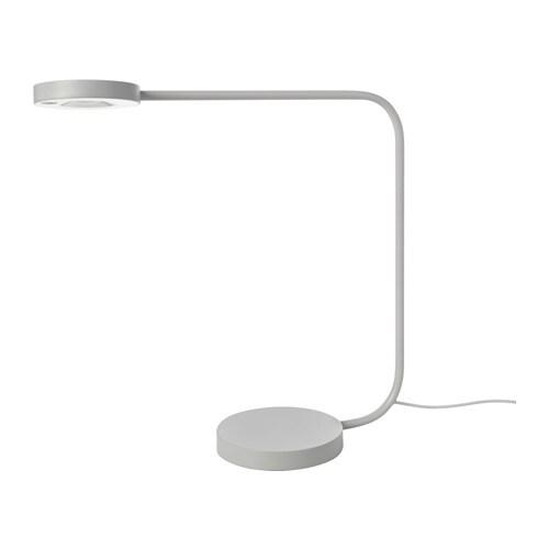 ypperlig lampada da tavolo a led ikea