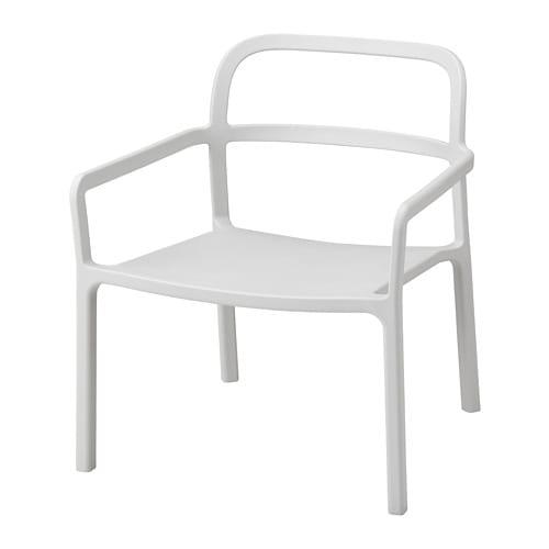 Ypperlig poltrona da interno esterno ikea - Ikea tavoli e sedie da giardino ...