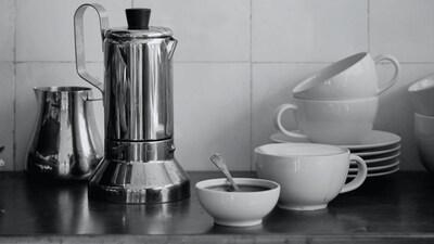 Caffettiere e accessori