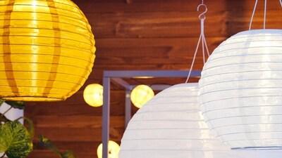 Illuminazione per decorare