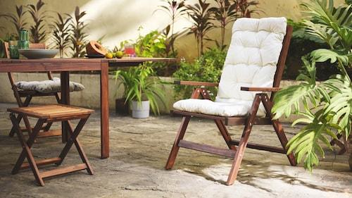 Sedie e sedie sdraio da esterno