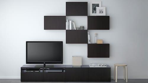 Serie di mobili per il soggiorno BESTÅ