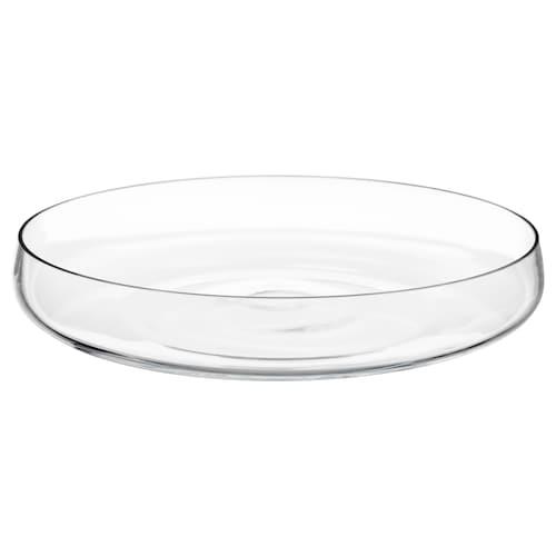 BERÄKNA سلة زجاج شفاف 26 سم