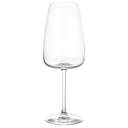 DYRGRIP كأس زجاج شفاف 23 سم 42 سل
