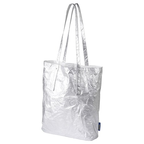 FREKVENS حقيبة حمل متوسطة لون-فضي 30 سم 10 سم 37 سم 15 كلغ 16 ل