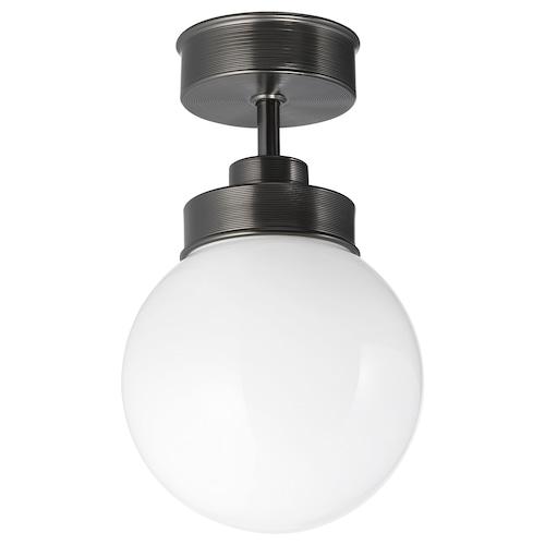 FRIHULT مصباح سقف أسود 5.3 واط 25.0 سم 15 سم