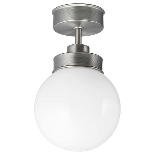 FRIHULT مصباح سقف لون الستانليس ستيل. 5.3 واط 25.0 سم 15 سم