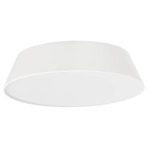 FUBBLA إضاءة سقف LED أبيض 13 واط 10 سم 35 سم