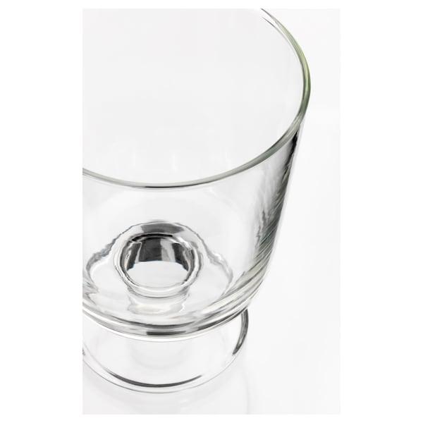 IKEA 365+ كأس زجاج شفاف 12 سم 30 سل