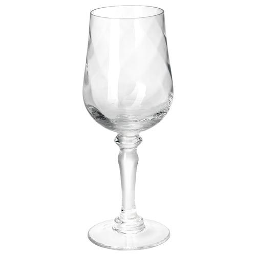 KONUNGSLIG كأس زجاج شفاف 33 سل