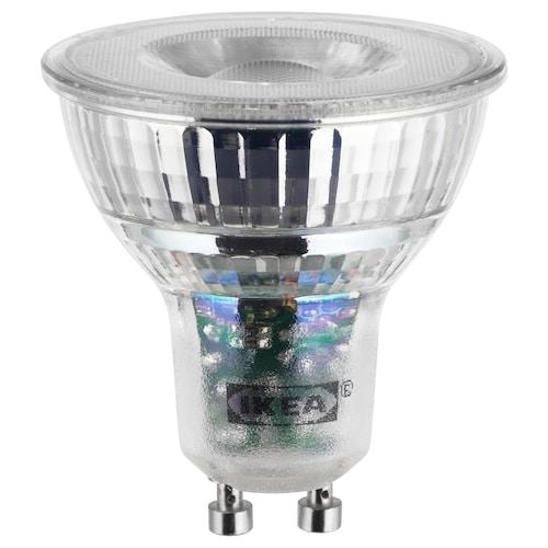 LEDARE لمبة LED GU10 400 lumen خفت هادئ 400 lm