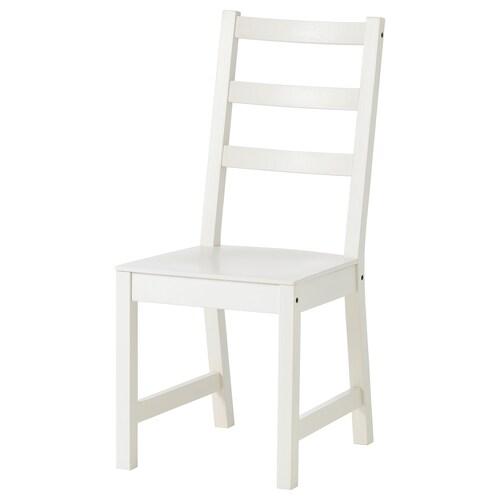 NORDVIKEN كرسي أبيض 110 كلغ 44 سم 54 سم 97 سم 44 سم 36 سم 45 سم