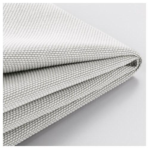 NORSBORG غطاء كنبة ثلاث مقاعد Finnsta أبيض