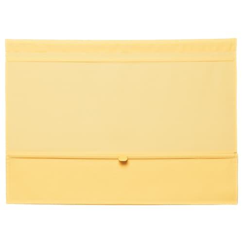 RINGBLOMMA ستارة أصفر 160 سم 80 سم 1.28 م²