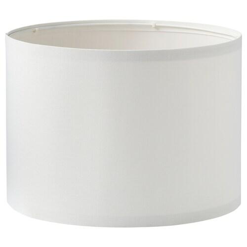 RINGSTA غطاء مصباح أبيض 33 سم 24 سم