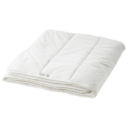 SMÅSPORRE غطاء، أقل دفئاً 200 سم 150 سم 450 غم 1080 غم