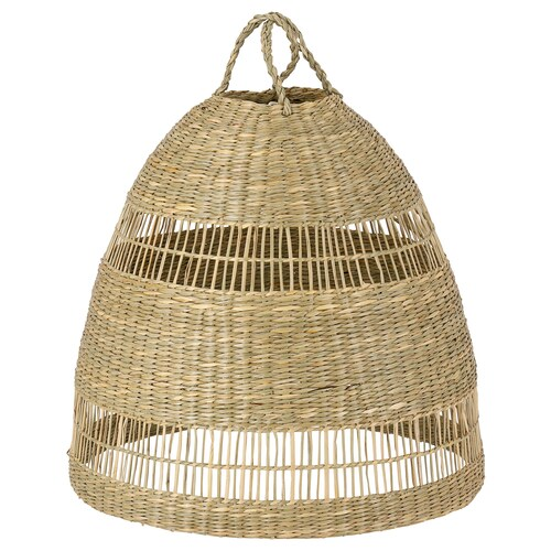 TORARED غطاء مصباح معلق قش بحري 34 سم 36 سم