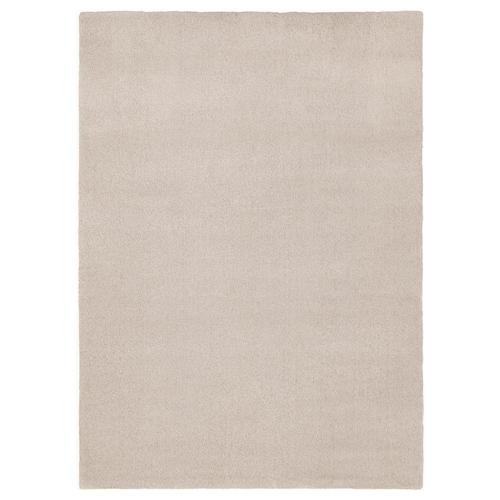 TYVELSE سجاد، وبر قصير أبيض-عاجي 240 سم 170 سم 14 مم 4.08 م² 3000 g/m² 1880 g/m² 13 مم