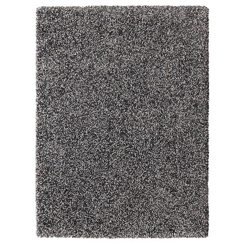 VINDUM سجاد، وبر طويل رمادي غامق 180 سم 133 سم 30 مم 2.39 م² 4180 g/m² 2400 g/m² 26 مم