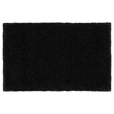 ALMTJÄRN Bath mat, dark grey, 40x60 cm