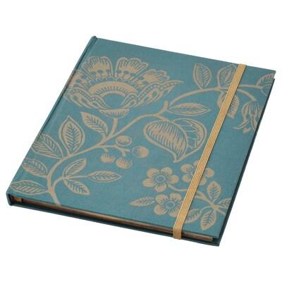 ANILINARE دفتر ملاحظات, أخضر/لون ذهبي, 20x16 سم