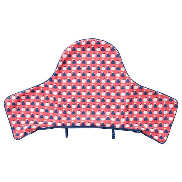 ANTILOP غطاء, أزرق/أحمر