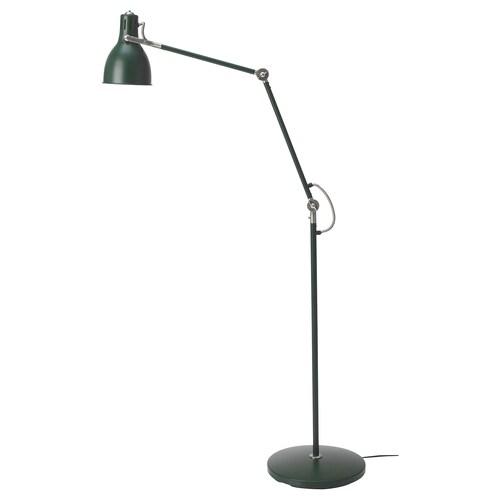 ARÖD floor/reading lamp green 13 W 170 cm 30 cm 15 cm 185 cm
