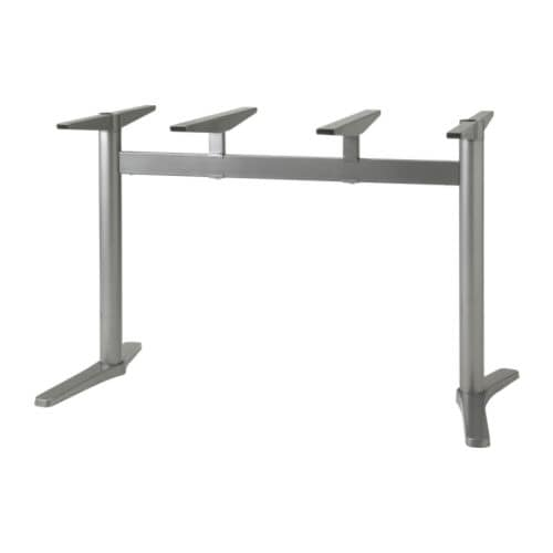 BILLSTA Rectangular underframe   Durable and hard-wearing; meets the requirements on furniture for public use.