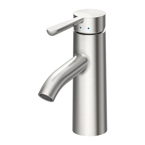 DALSKÄR Wash-basin mixer tap with strainer   10 year guarantee.   Read about the terms in the guarantee brochure.