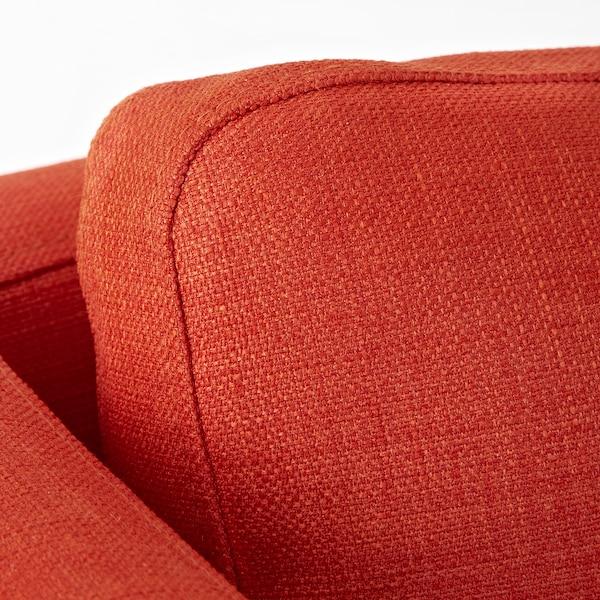 EKERÖ Armchair, Skiftebo orange