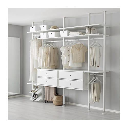 ikea stolmen closet ikea pax kleiderschrank kombinationen inspirationen ikea stolmen open. Black Bedroom Furniture Sets. Home Design Ideas