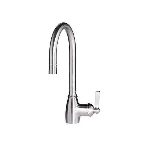 ELVERDAM Kitchen mixer tap   10 year guarantee.   Read about the terms in the guarantee brochure.