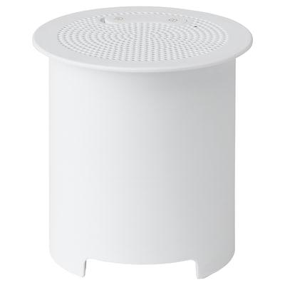 ENEBY Built-in bluetooth speaker, white