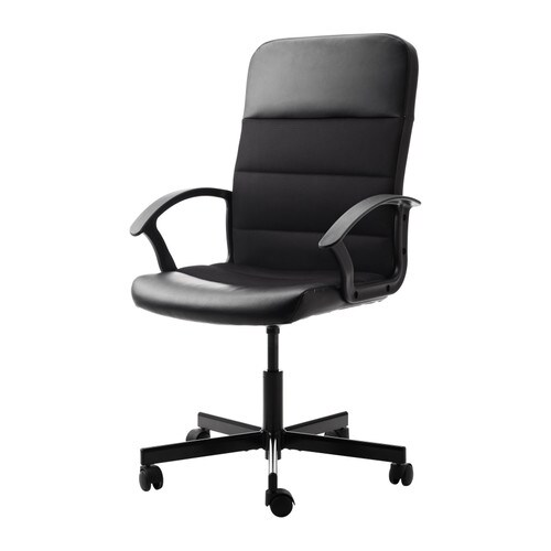 FINGAL Swivel chair   You sit comfortably since the chair is adjustable in height.