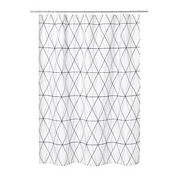 FÖLJAREN Shower curtain