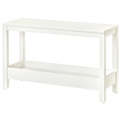 HAVSTA Console table, white, 100x35x63 cm