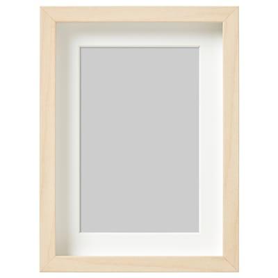 HOVSTA برواز, شكل خشب البتولا, 13x18 سم