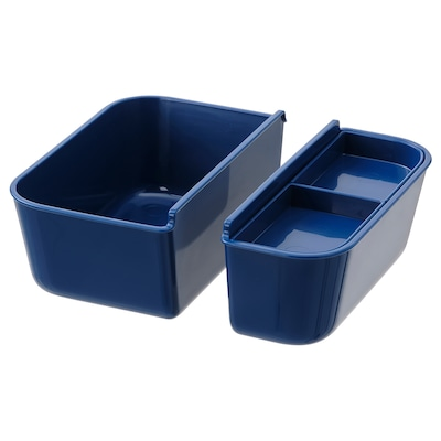 IKEA 365+ Insert for food container, set of 2