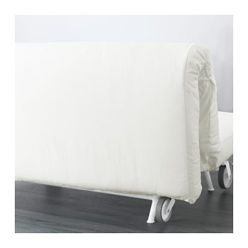 ikea ps murbo two seat sofa bed gr sbo white ikea rh ikea com ikea ps sofa bed review ikea ps sofa bed review
