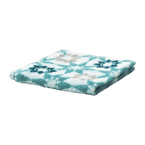 INGEBORG Washcloth   A terry towel that is soft and absorbent (weight 380 g/m²).