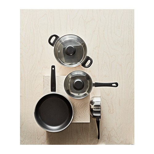 Kavalkad Frying Pan Ikea