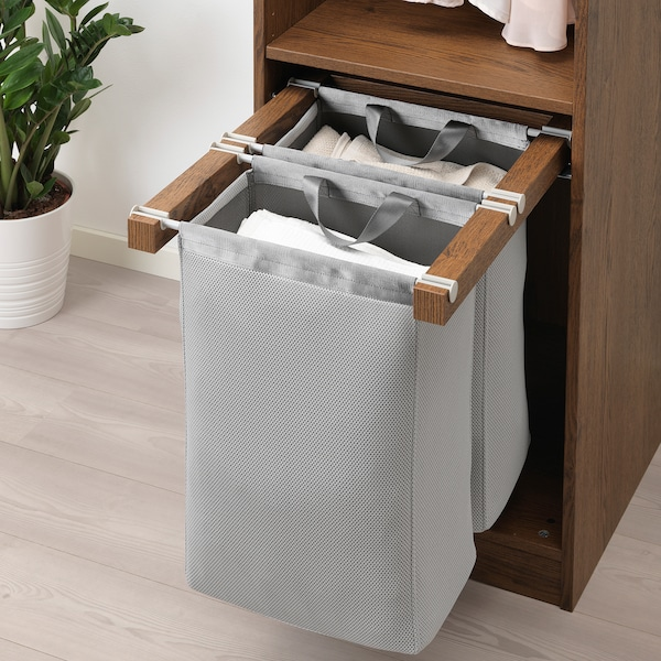 Komplement Pull Out Storage Bag Brown