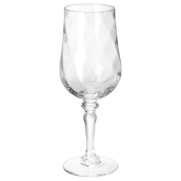 KONUNGSLIG Wine glass, clear glass, 40 cl